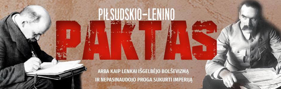 Pilsudskio-Lenino paktas